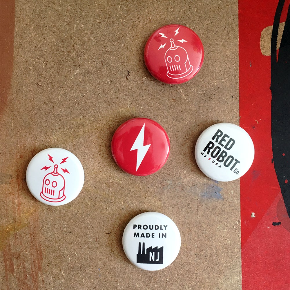 """Image of RRC 1"""" Buttons"""