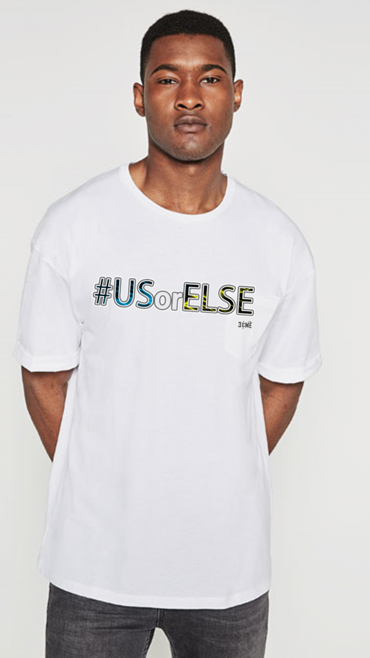 Image of Us or Else Shirt