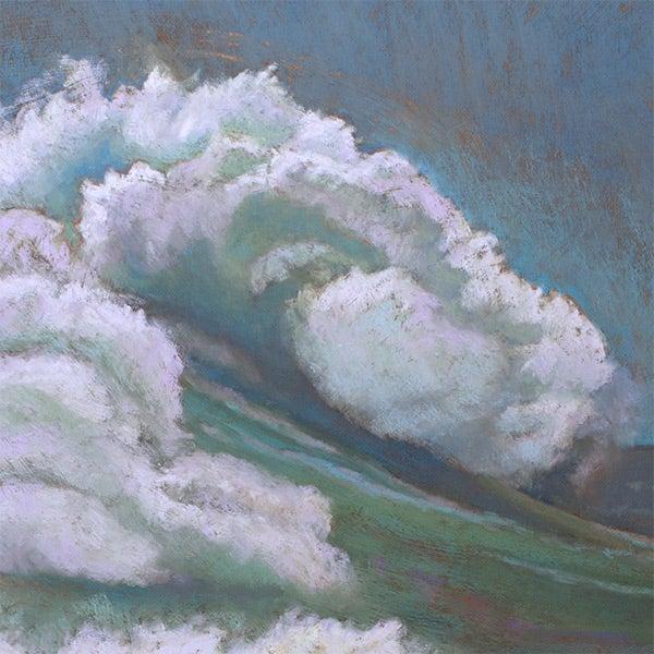 Image of Wave at Hanakapiai