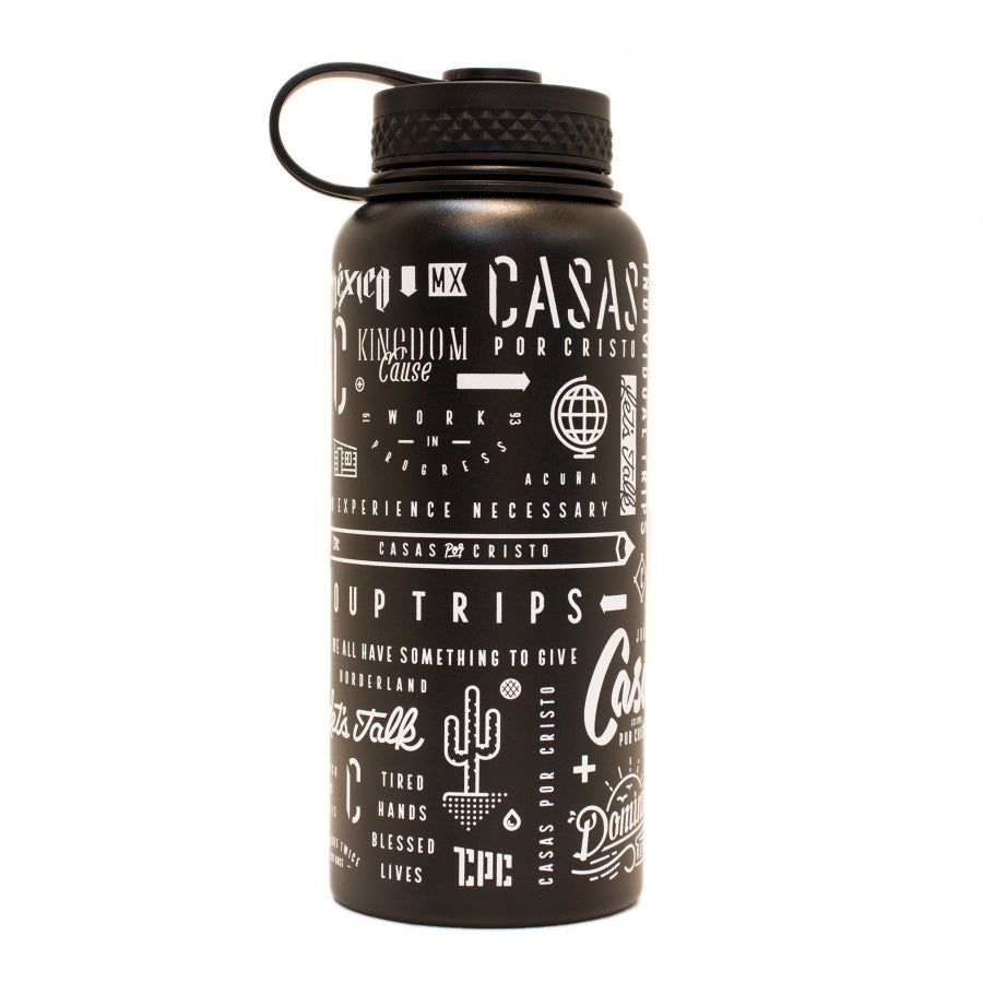Image of Casas insulated stainless steel Flask