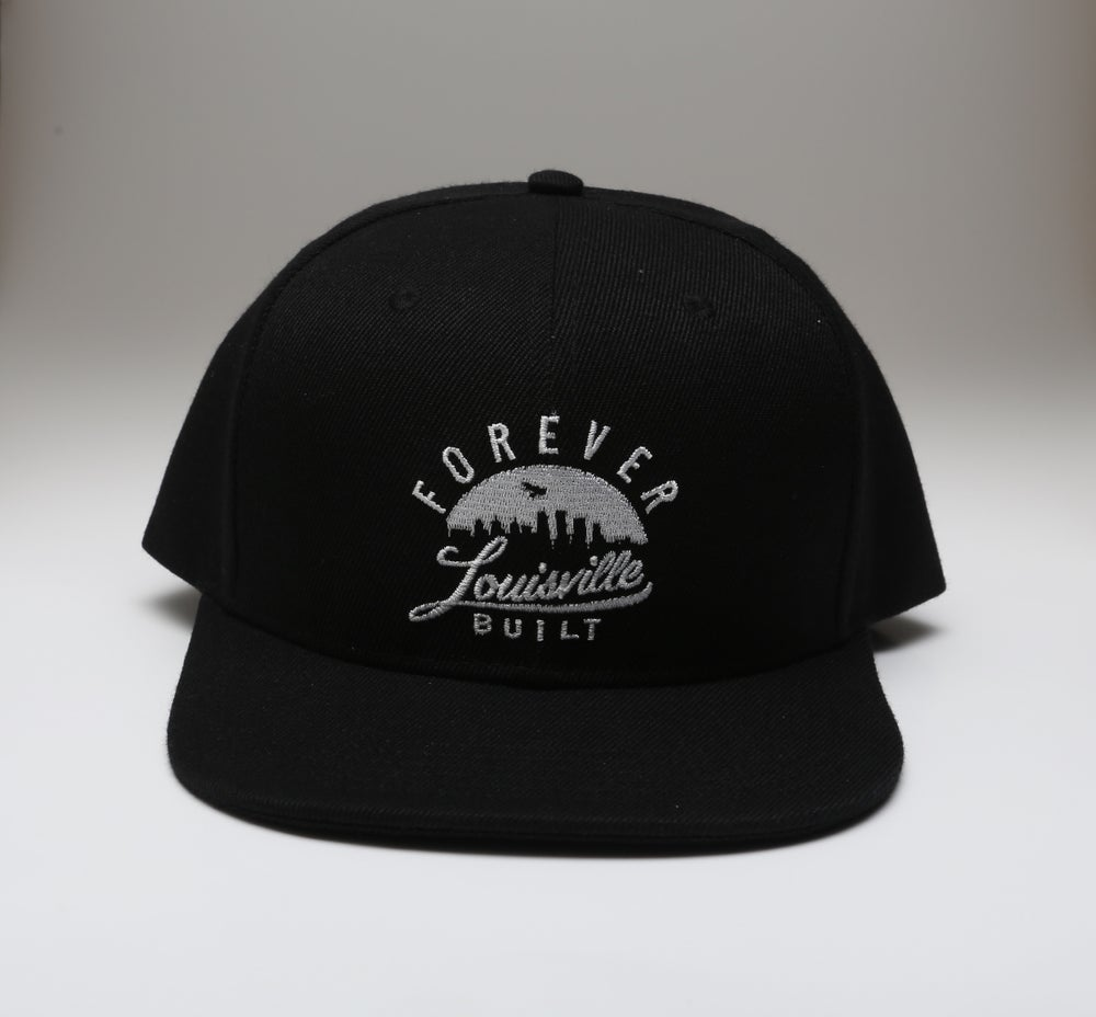 Image of Forever Louisville Built - Snapback