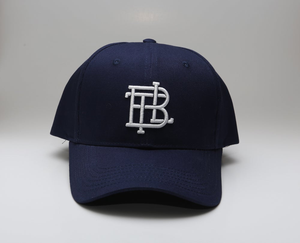 Image of Built To Last - Navy Baseball Hat