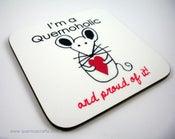 Image of I'm a Quernoholic Coaster