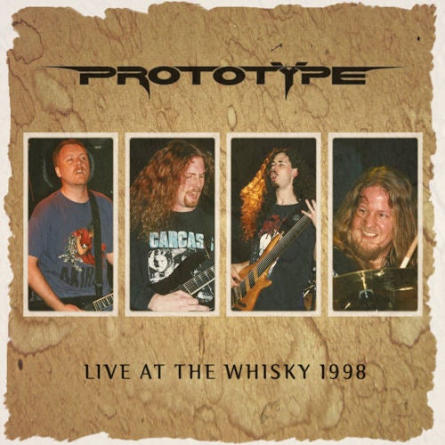 Image of Prototype - Live At The Whisky 1998 (Digital)