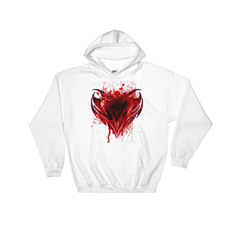 Image of blood pack 2 (hoodie)