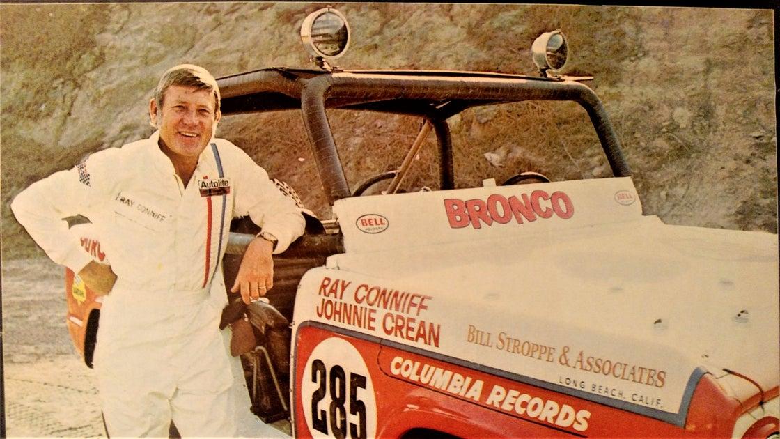 """Image of Vintage """"Shaky Bronco"""" Decal"""