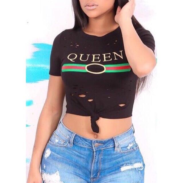 Image of Queen Top