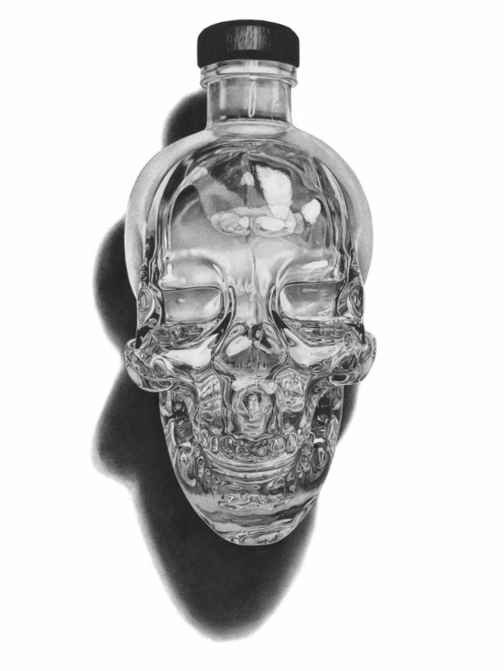 Image of Original Crystal Head
