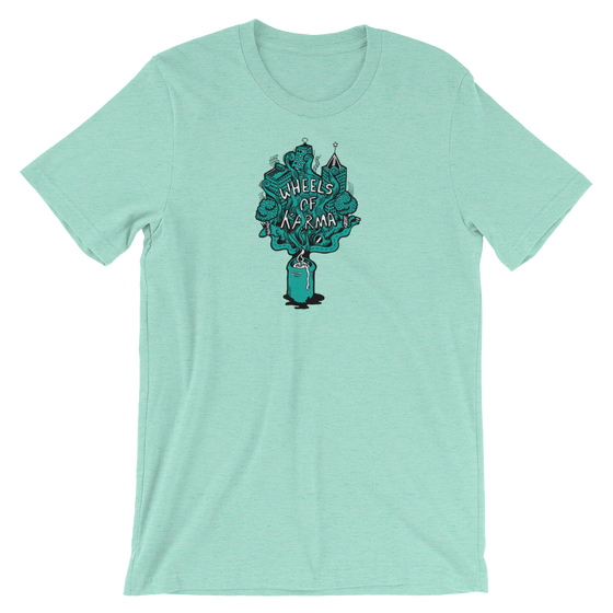Image of Karma Kandool - Tee shirt - Green