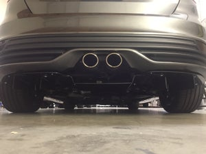 Image of 2013-2017 Ford Focus ST rear diffuser