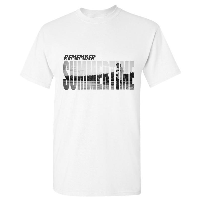 Image of Limited Edition Remember Summertime Tee