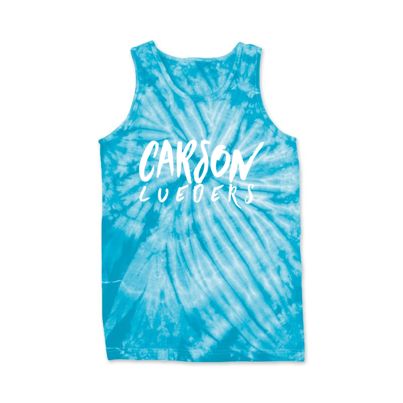 Image of Turquoise Cyclone Tank
