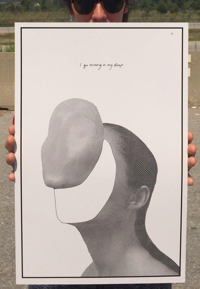 Image of 'I Go Missing' Poster