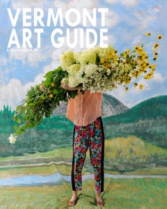 Image of CURRENT ISSUE: Vermont Art Guide #5