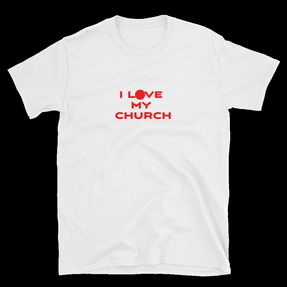 Image of I love My Church