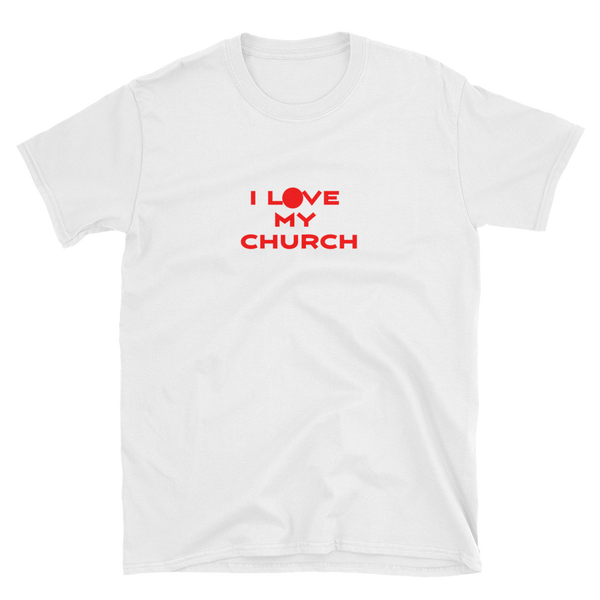 Image of I love My Church