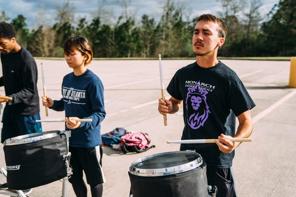 Image of Snare Drum Audition Packet ONLY - Monarch 2018