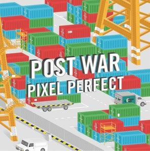 "Image of CD004 - Post War -  ""Pixel Perfect"" 7"""