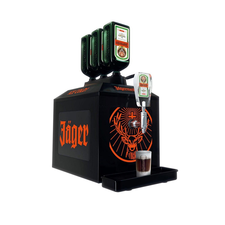 Image of Jägermeister Tap Maschine