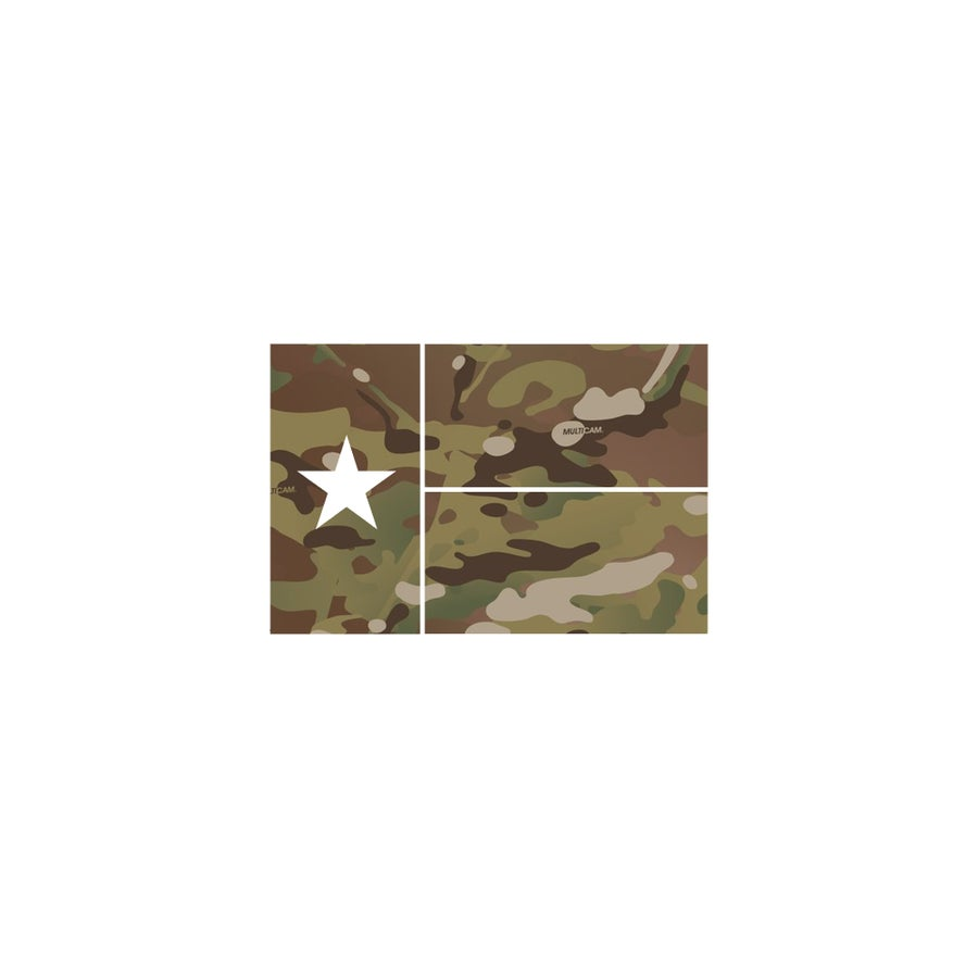 Image of 3M Official Multicam Texas Flag