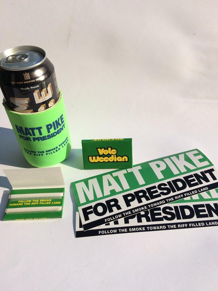 Image of VOTE WEEDIAN PARTY PACK