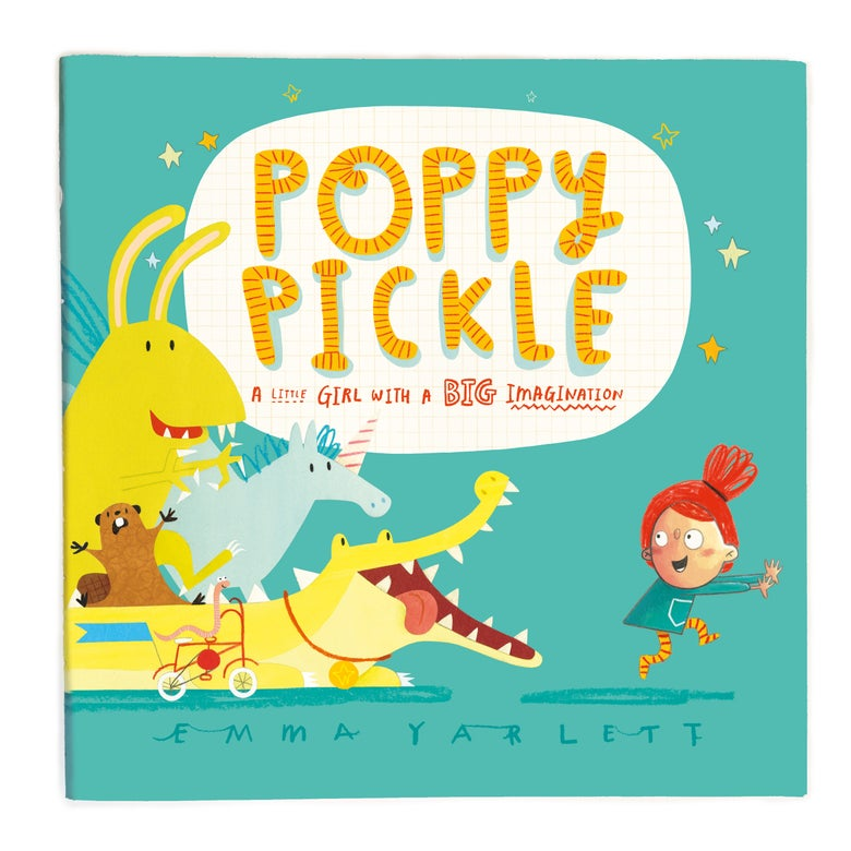 Image of Signed Hardback Book : Poppy Pickle