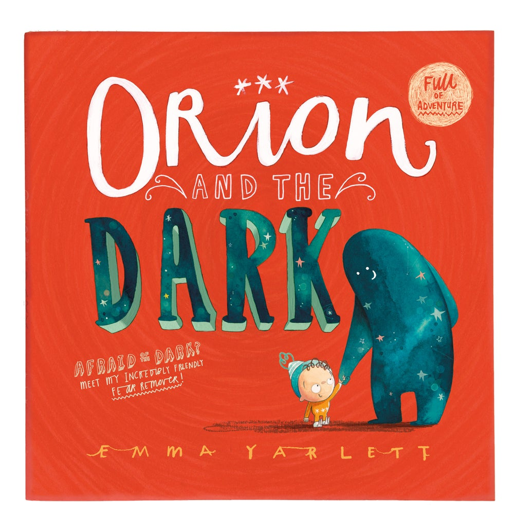 Image of Signed Paperback Book : Orion & The Dark