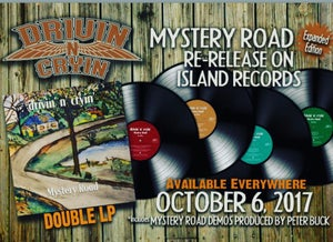 Image of Mystery Road CD