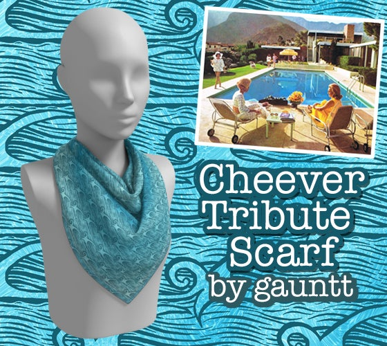 Image of Cheever Tribute Scarf