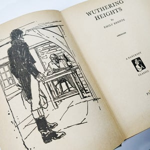 Image of Emily Brontë - Wuthering Heights