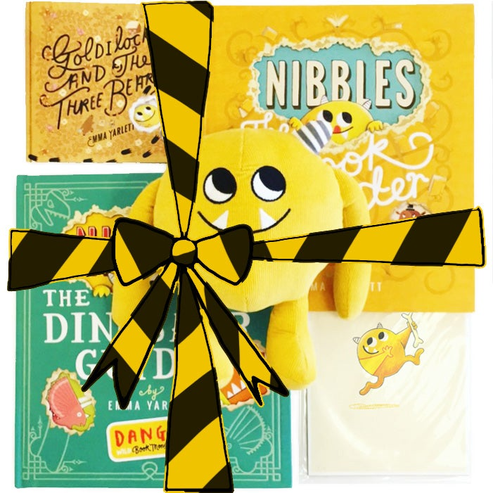 Image of 'Nibbles the Dinosaur Guide' Limited Special Edition Package