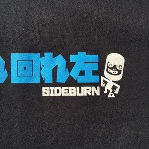 Image of Sideburn Japan T-shirt - Black