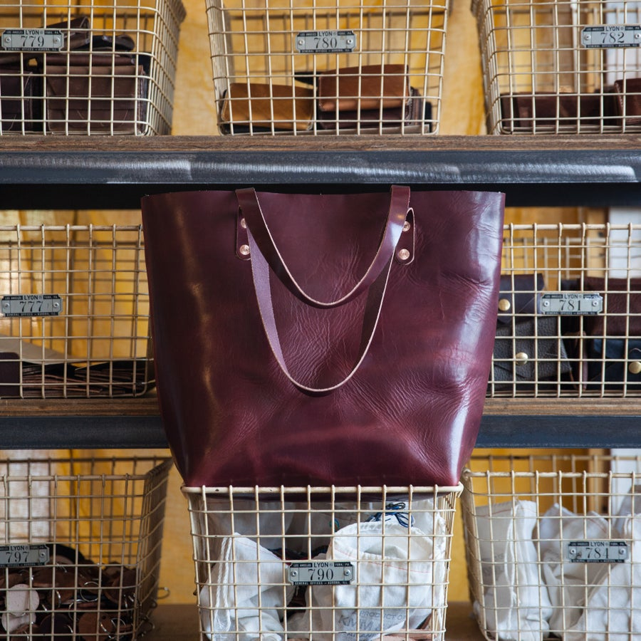 Image of Oxblood Tote