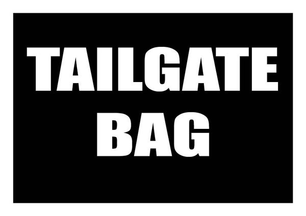 Image of Tailgate Bag - (price includes sales tax)