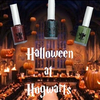 Image of Halloween at Hogwarts Collection