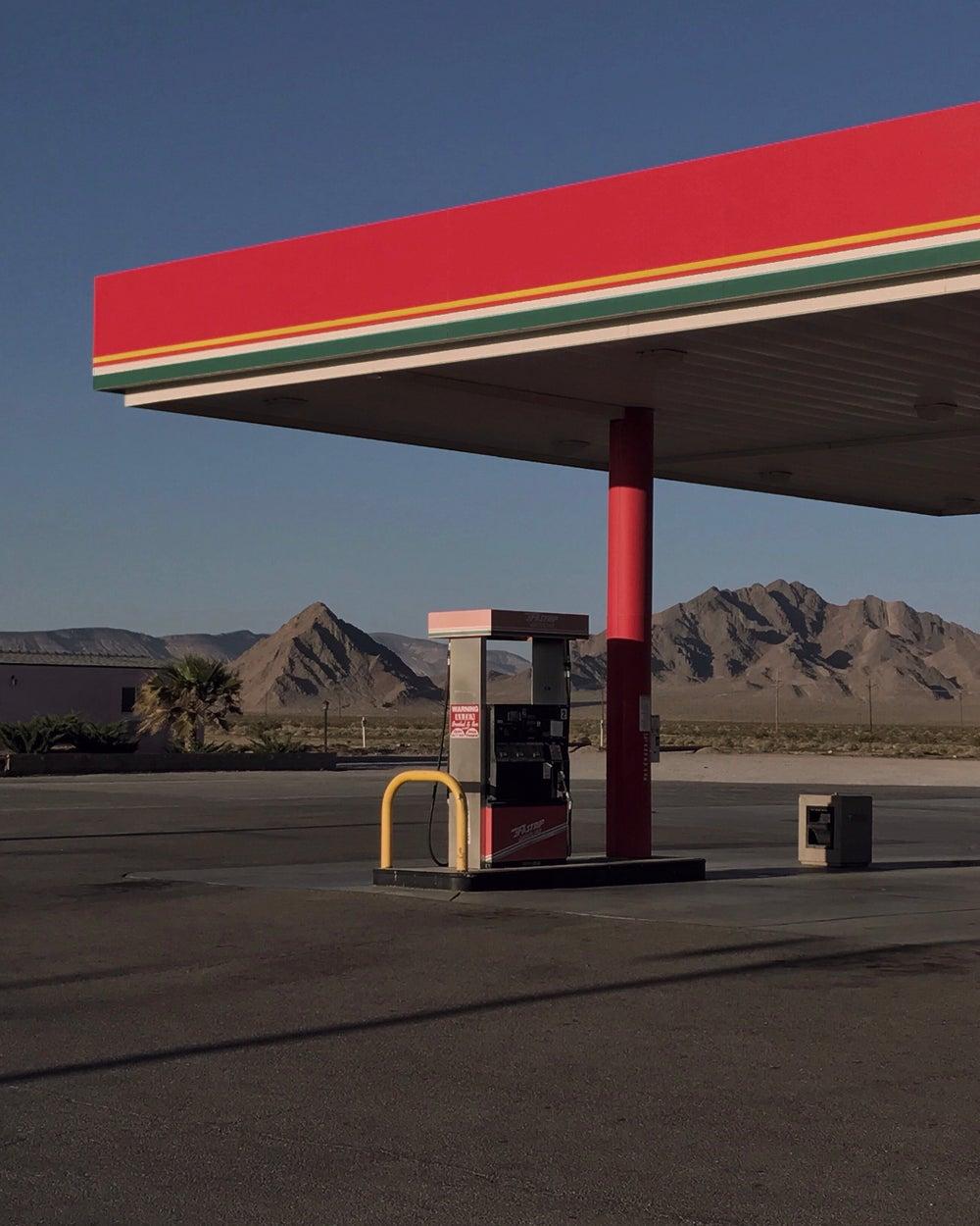 Image of Amargosa Valley Gas Station