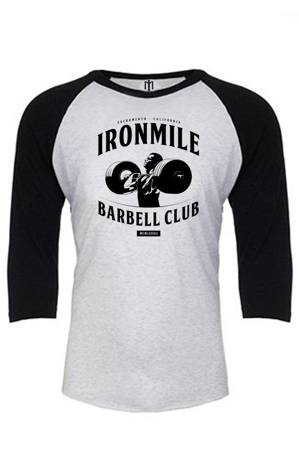 Image of Barbell Club BBall Tee