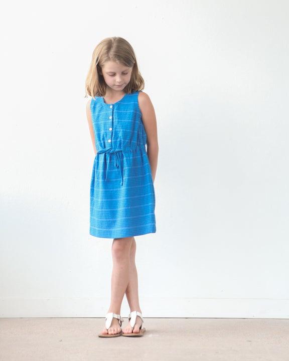 Image of MINI SOUTHPORT DRESS (PDF)