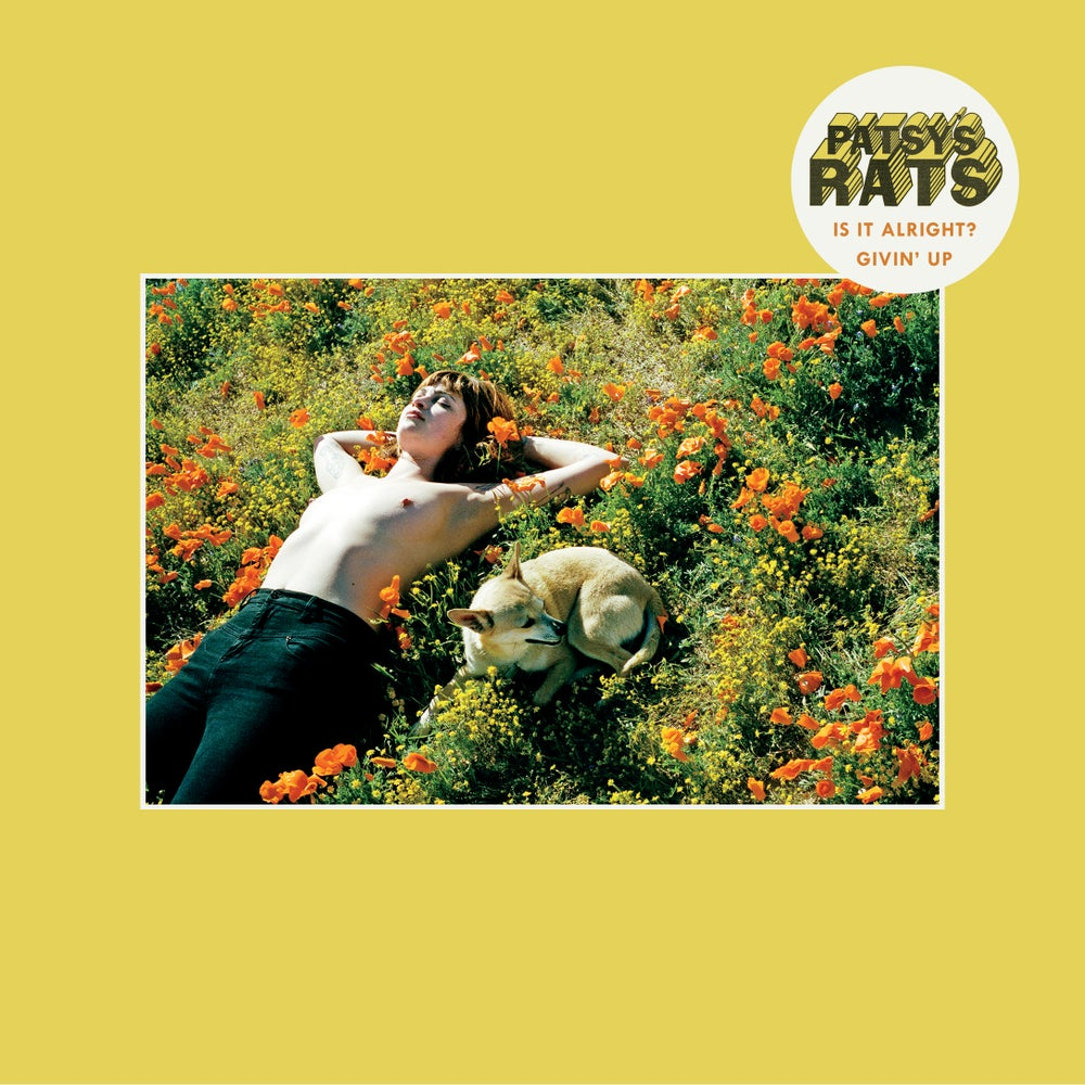 """Image of PATSY'S RATS - IS IT ALRIGHT? (7"""")"""