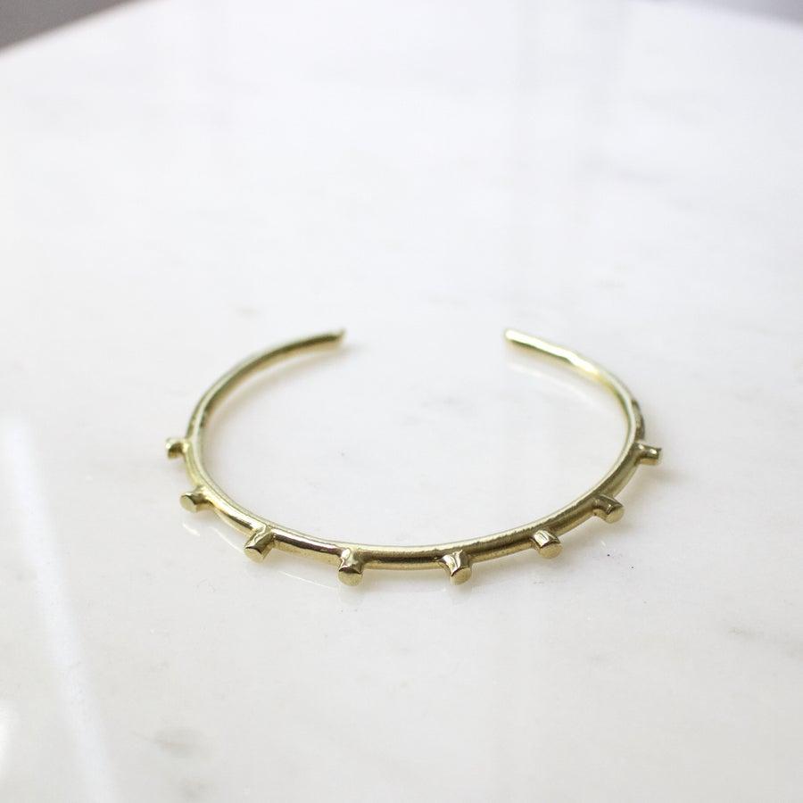 Image of Brass Cuff