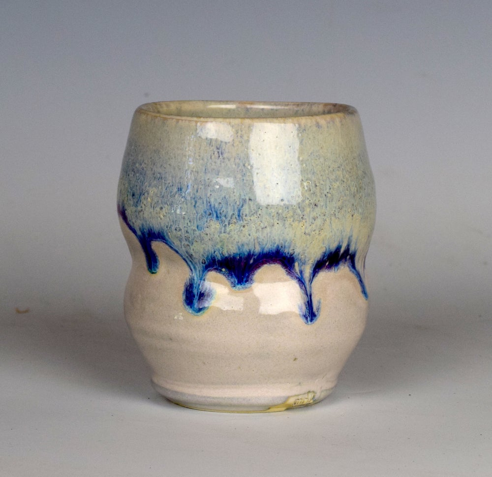 Image of Cobalt Cascade Tumblers #2