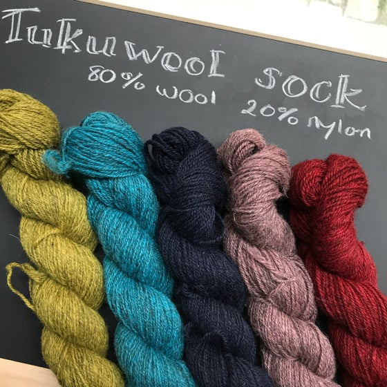 Image of Tukuwool Sock