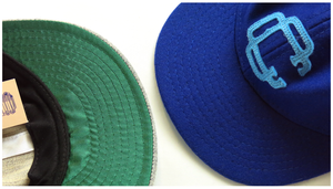 Image of WESTBOUND CAP [ROYAL] BY EBBETS FIELD FLANNELS
