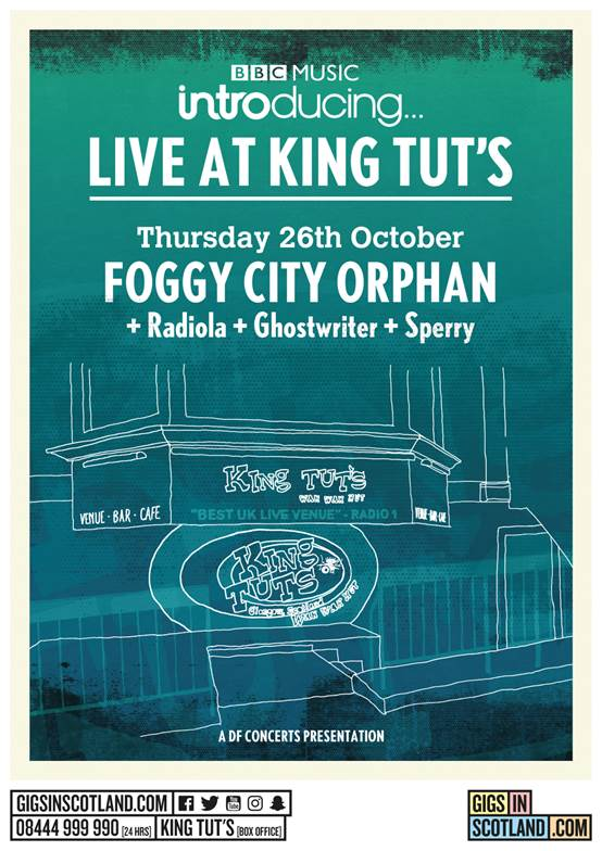 Image of BBC Music Introducing-Foggy City Orphan