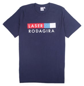 Image of LASER X RODAGIRA WARM UP TEE