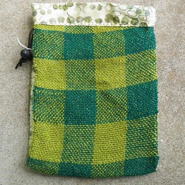 Image of Green Checkerboard, gaming bag