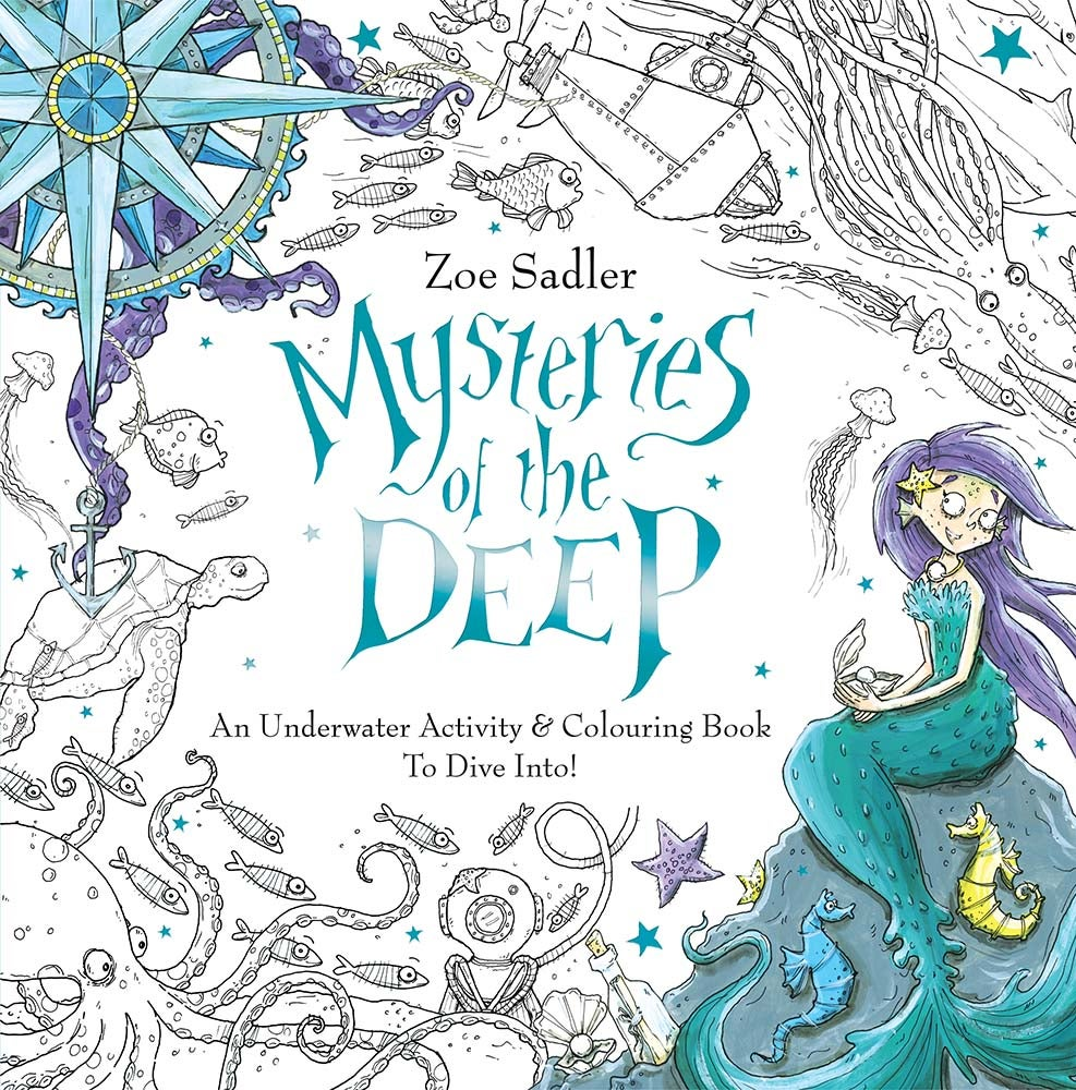 Image of ***PRE ORDER*** Mysteries of the Deep