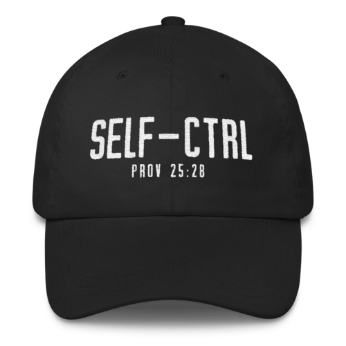 Image of Self-CTRL Dad Hat