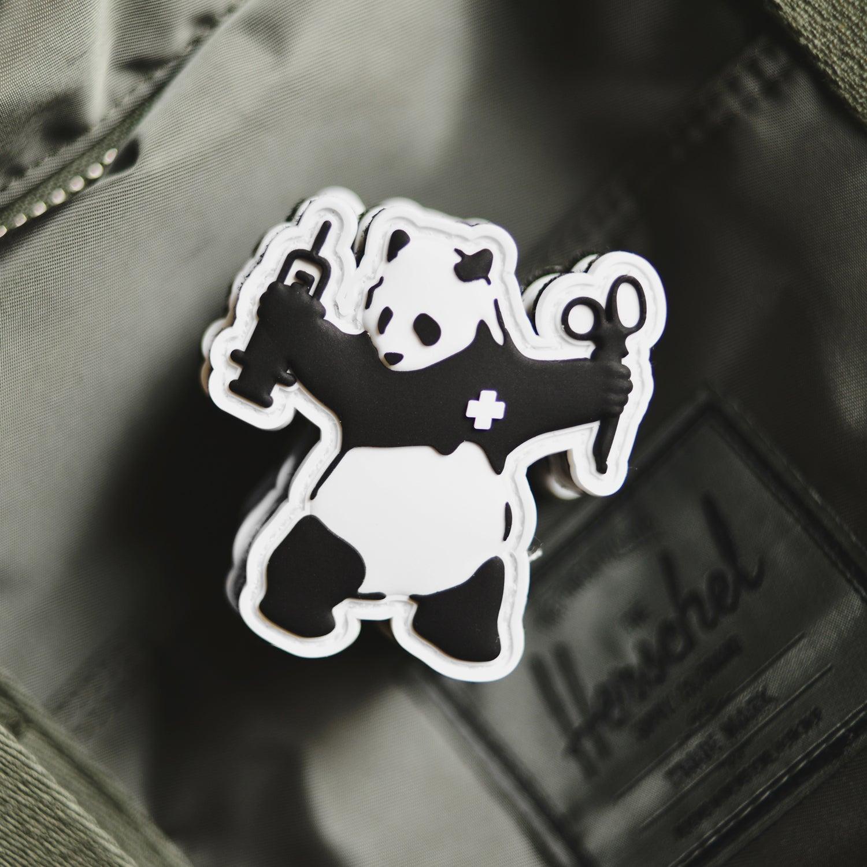 Image of Trauma Bear Patch