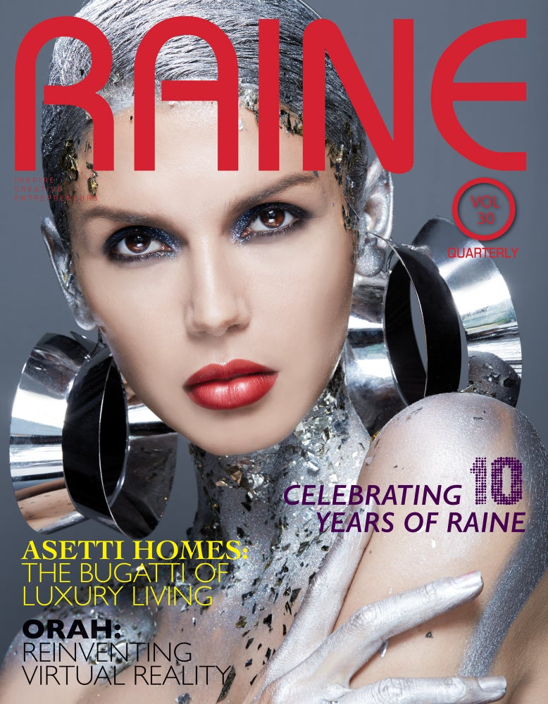 Image of Raine Magazine Volume 30 (Digital)